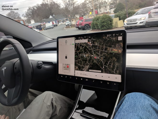 Tesla Model S vs Model 3 Interior Dimensions